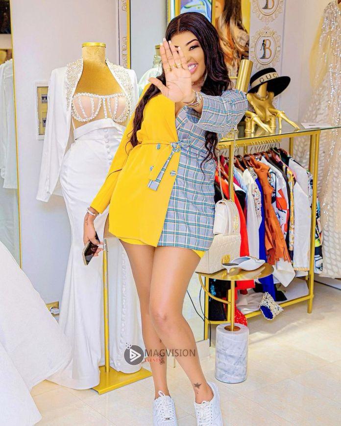 (Photos) Ya Awa : Quand l'actrice gâte ses fans avec des clichés torrides!